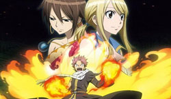 ������� �������� ������ �Fairy Tail: Hoo no Miko�